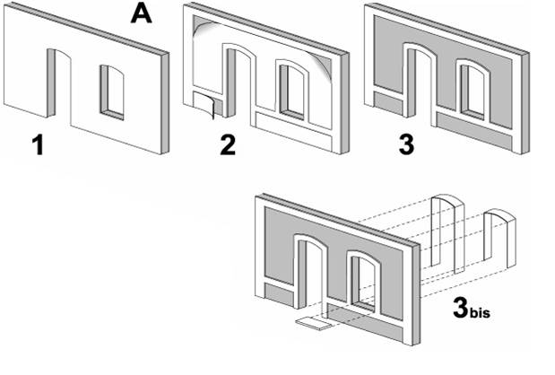 Carton plume - Fabrication maison en carton ...